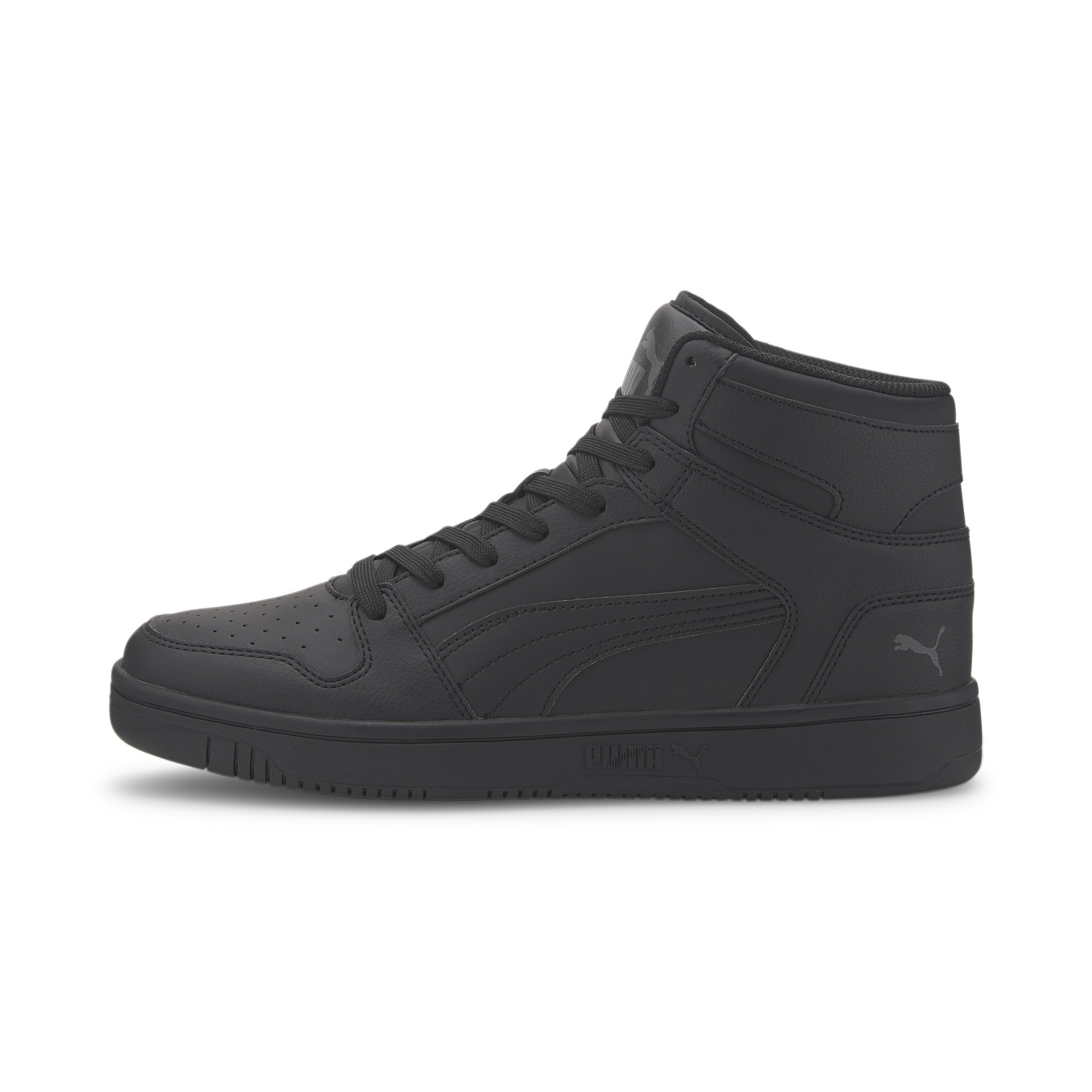 PUMA-PUMA-Rebound-LayUp-Men-039-s-Sneakers-Men-Mid-Boot-Basics thumbnail 27