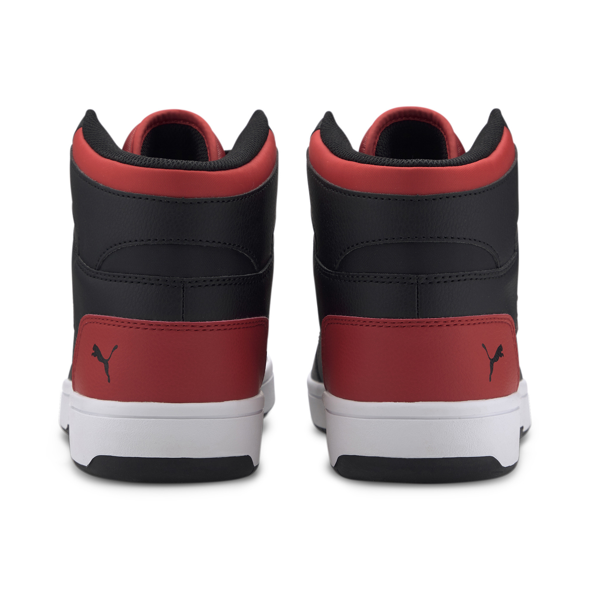 PUMA-PUMA-Rebound-LayUp-Men-039-s-Sneakers-Men-Mid-Boot-Basics thumbnail 15