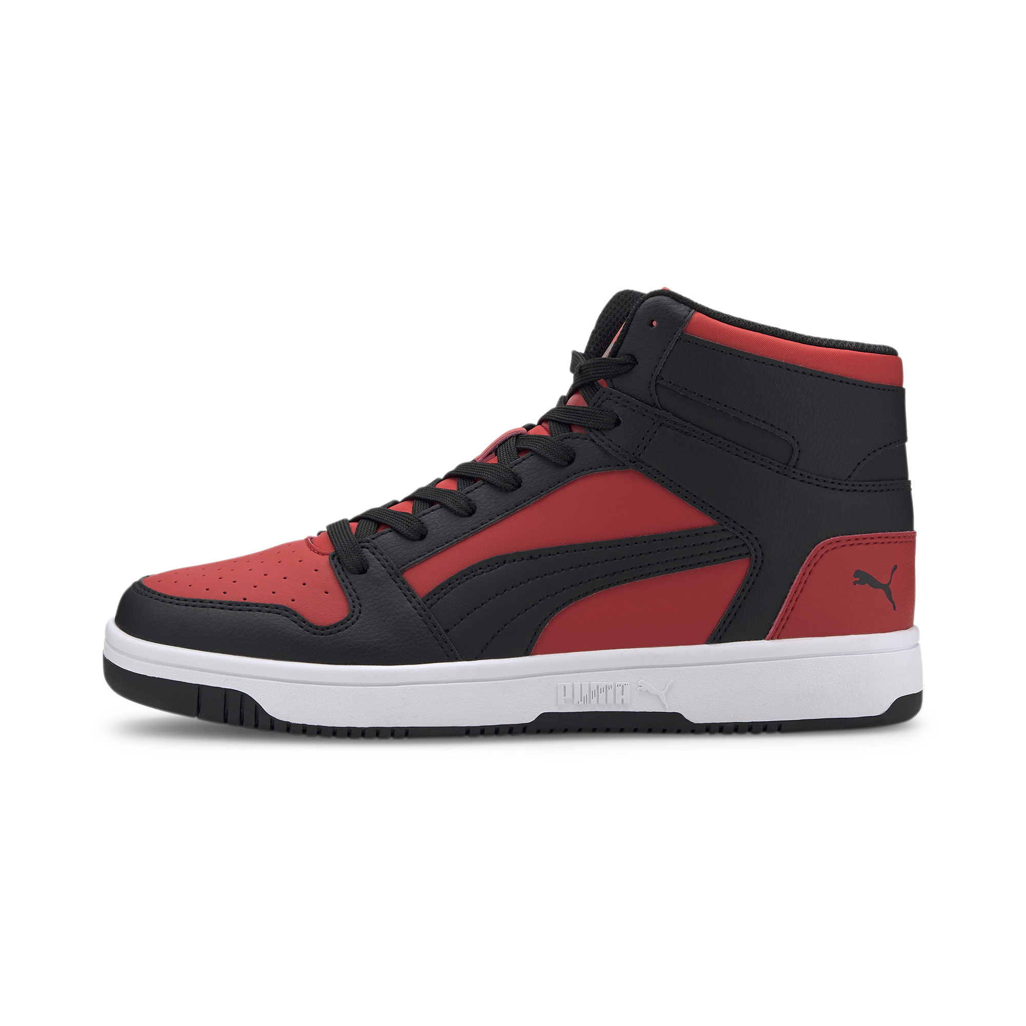 PUMA-PUMA-Rebound-LayUp-Men-039-s-Sneakers-Men-Mid-Boot-Basics thumbnail 16