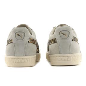 Thumbnail 3 of Suede MIJ Sneakers, Glacier Gray-Puma Black, medium