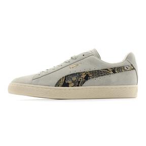 Thumbnail 1 of Suede MIJ Sneakers, Glacier Gray-Puma Black, medium