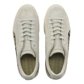 Thumbnail 6 of Suede MIJ Sneakers, Glacier Gray-Puma Black, medium