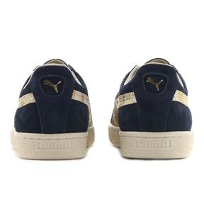Thumbnail 3 of Suede MIJ Sneakers, Peacoat-Puma Team Gold, medium