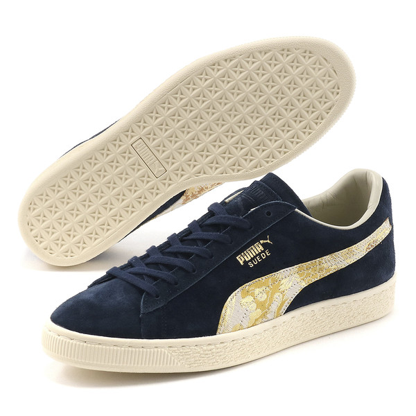 スウェード MIJ, Peacoat-Puma Team Gold, large-JPN