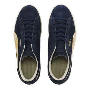 Thumbnail 6 of Suede MIJ Sneakers, Peacoat-Puma Team Gold, medium