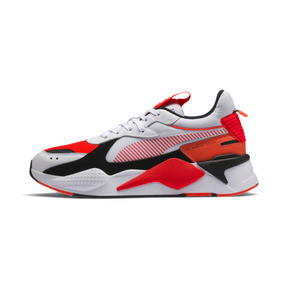 Imagen en miniatura 1 de Zapatillas RS-X Reinvention, Puma White-Red Blast, mediana