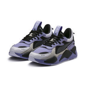 Thumbnail 2 of RS-X Reinvention Men's Sneakers, Sweet Lavender-Puma Black, medium
