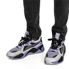 Thumbnail 7 of RS-X Reinvention Men's Sneakers, Sweet Lavender-Puma Black, medium