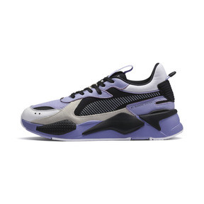Thumbnail 1 of RS-X Reinvention Men's Sneakers, Sweet Lavender-Puma Black, medium