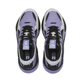 Thumbnail 6 of RS-X Reinvention Men's Sneakers, Sweet Lavender-Puma Black, medium