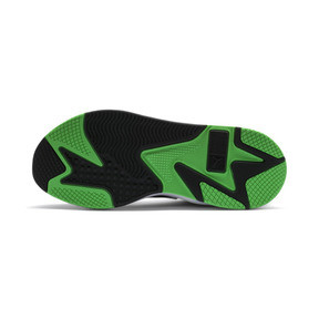Imagen en miniatura 5 de Zapatillas RS-X Reinvention, Puma White-Irish Green, mediana