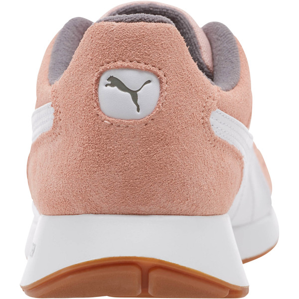 RS-150 Nylon Women's Sneakers, Coral Cloud-Puma White, large