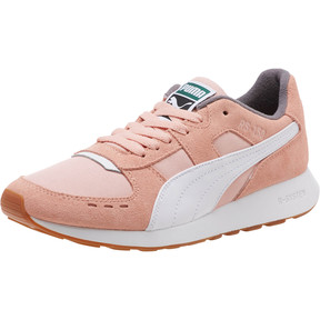 Thumbnail 1 of RS-150 Nylon Women's Sneakers, Coral Cloud-Puma White, medium