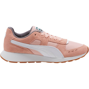 Thumbnail 3 of RS-150 Nylon Women's Sneakers, Coral Cloud-Puma White, medium