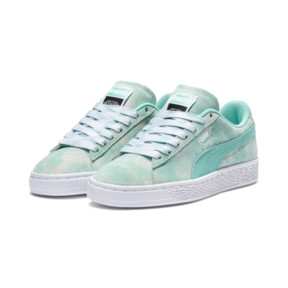 Thumbnail 2 of PUMA x DIAMOND SUPPLY CO. Suede Sneakers JR, 01, medium