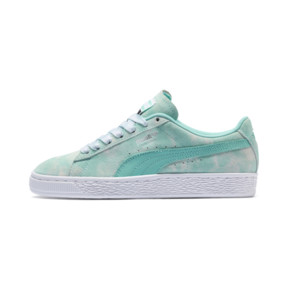 Thumbnail 1 of PUMA x DIAMOND SUPPLY CO. Suede Sneakers JR, 01, medium