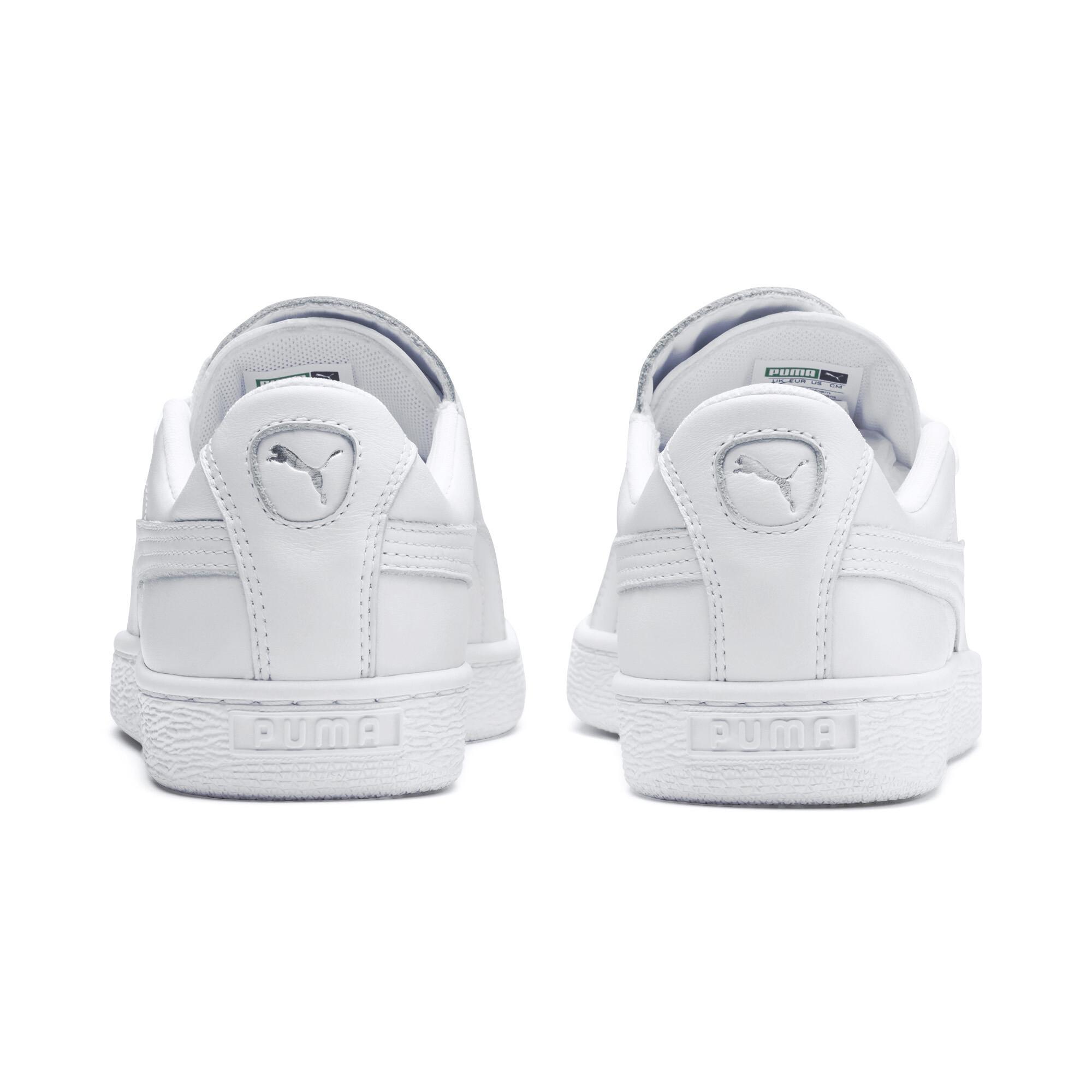 Image Puma Basket Crush Emboss Women's Sneakers #3