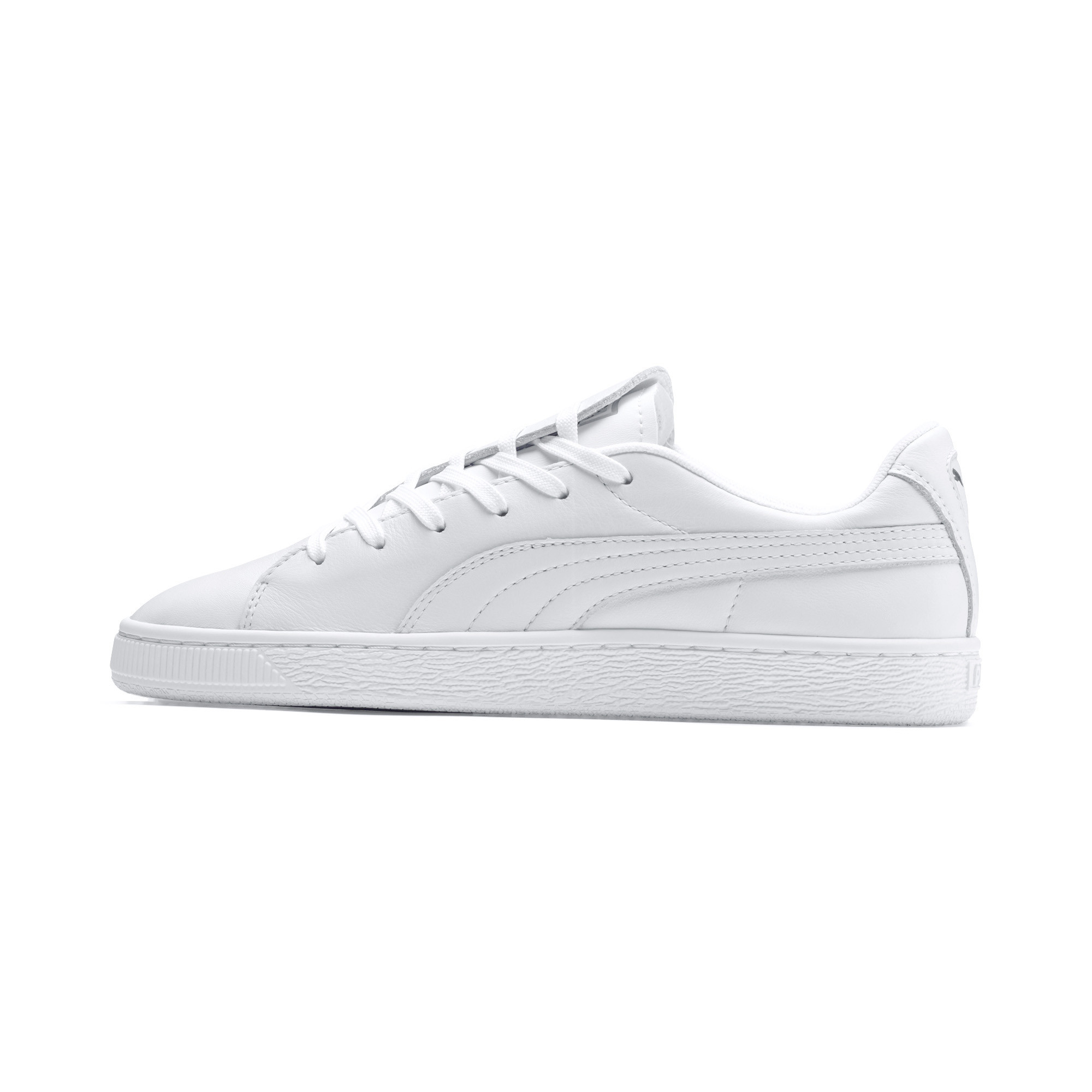 PUMA-Women-039-s-Basket-Crush-Emboss-Heart-Sneakers thumbnail 18