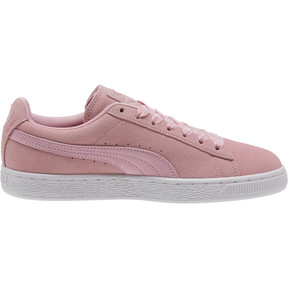 Thumbnail 3 of Suede Galaxy Women's Sneakers, Pale Pink-Puma Silver, medium
