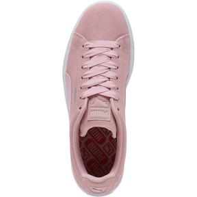Thumbnail 5 of Suede Galaxy Women's Sneakers, Pale Pink-Puma Silver, medium