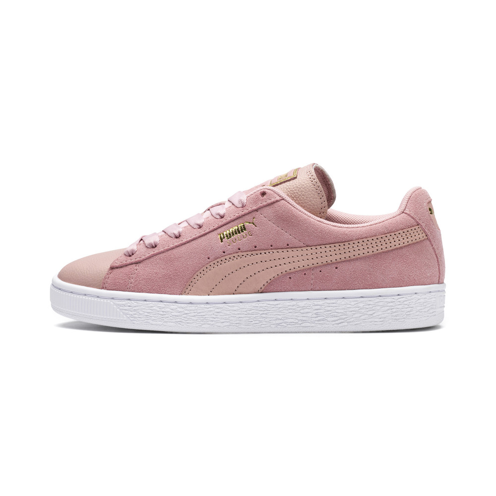 Image Puma Suede Shimmer Women's Sneakers #1