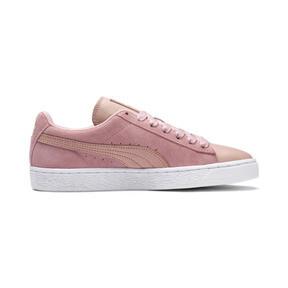 Thumbnail 5 of Suede Shimmer Women's Sneakers, Bridal Rose-Puma White, medium