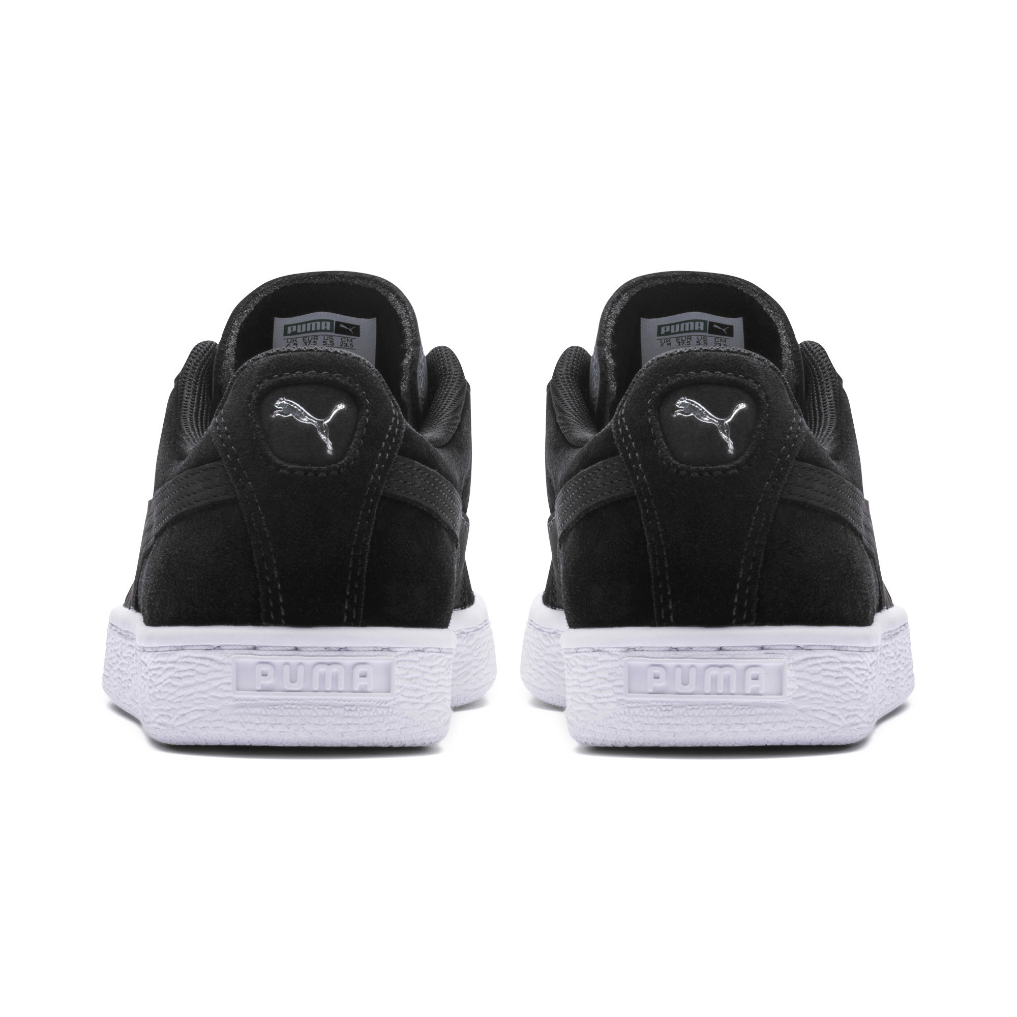 Image Puma Suede Shimmer Women's Sneakers #3