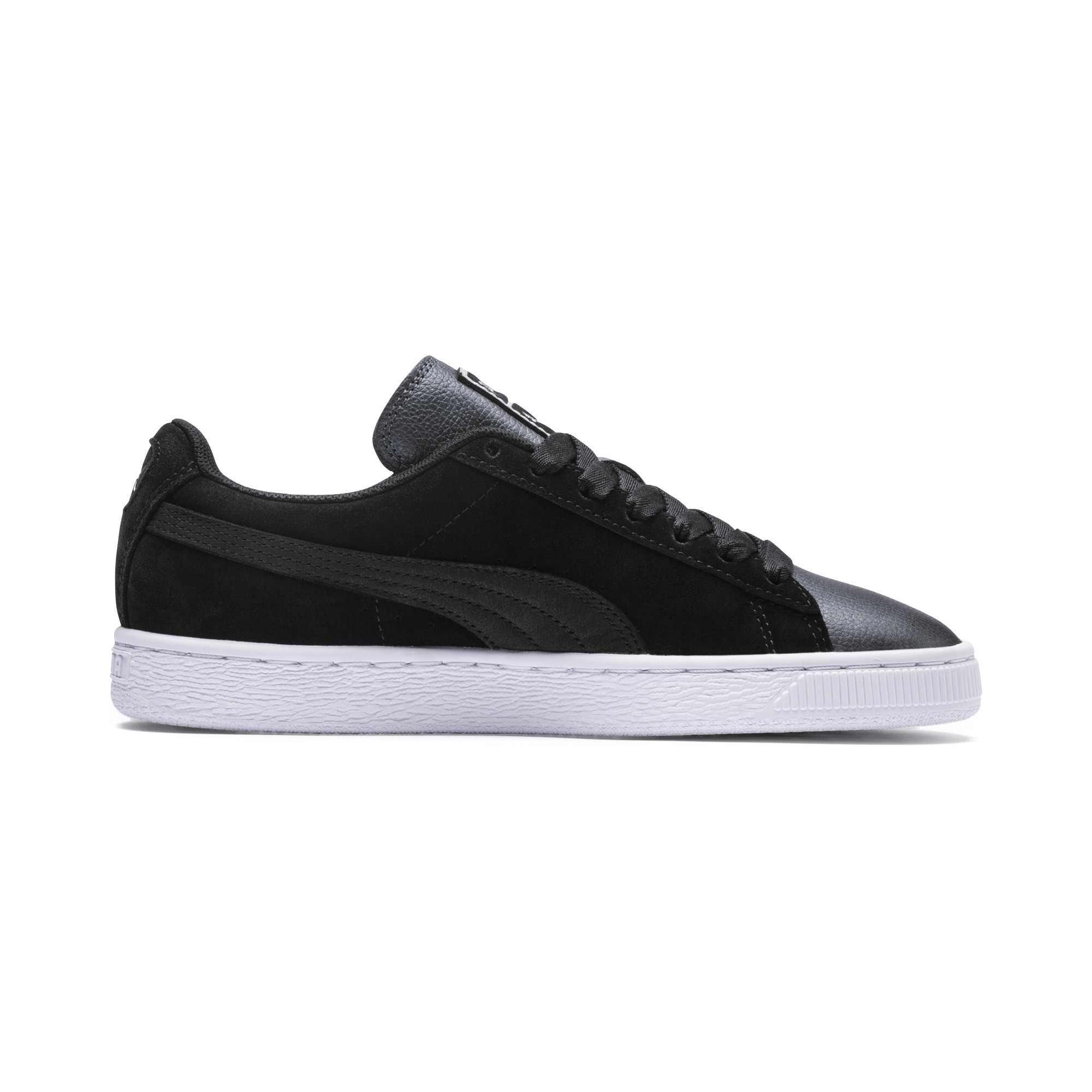 Image Puma Suede Shimmer Women's Sneakers #5