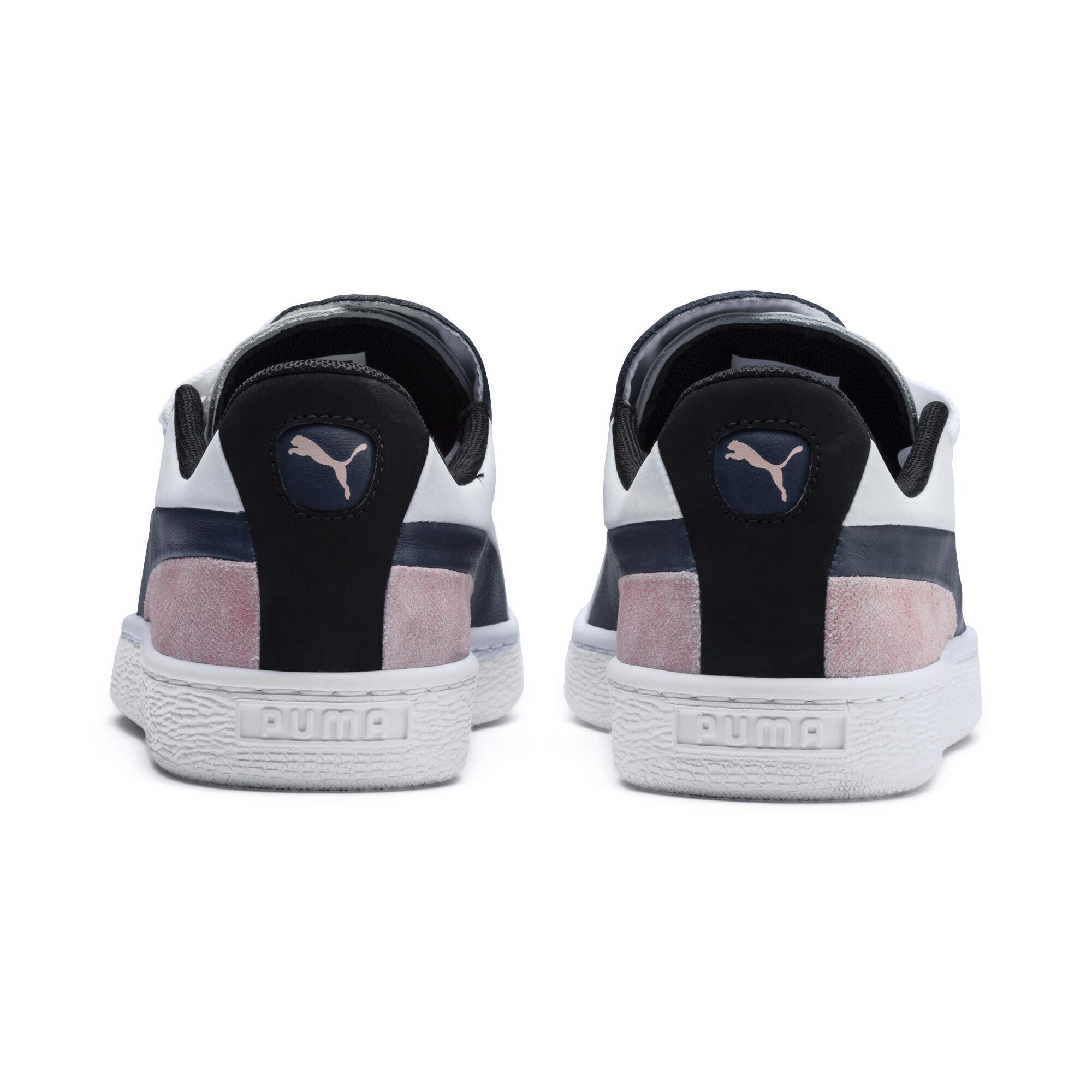 Image Puma Basket Crush Paris Women's Sneakers #3