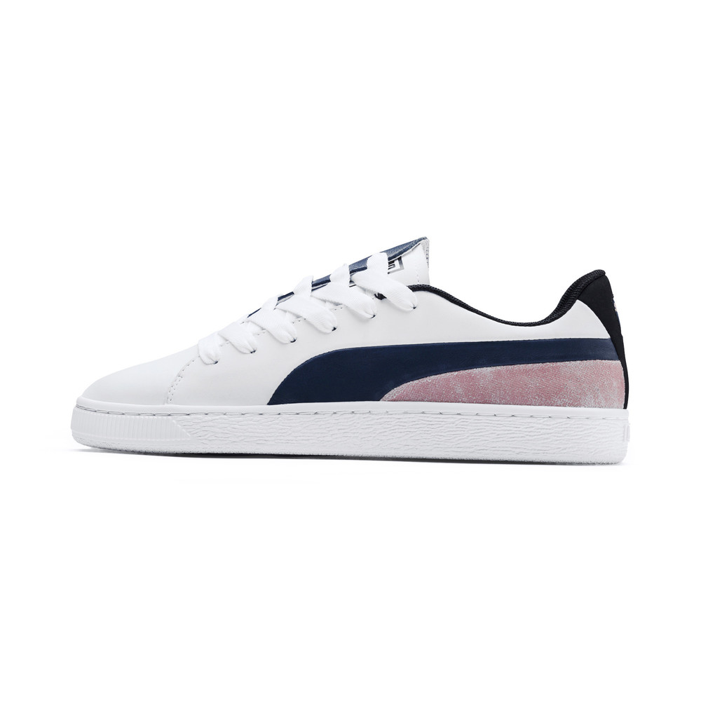 Image PUMA Basket Crush Paris Women's Sneakers #1