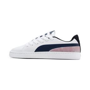 Thumbnail 1 of Basket Crush Paris Women's Sneakers, Dress Blues-Puma White, medium
