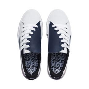Thumbnail 7 of Basket Crush Paris Women's Sneakers, Dress Blues-Puma White, medium