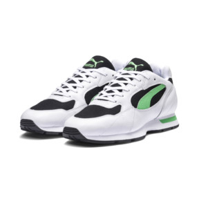 Thumbnail 2 of Proclaim Men's Sneakers, Puma White-Irish Green, medium