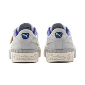 Thumbnail 6 of Cali SANKUANZ Women's Sneakers, Gray Violet-Whisper White, medium