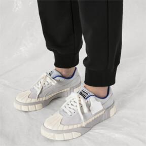 Thumbnail 2 of Cali SANKUANZ Women's Sneakers, Gray Violet-Whisper White, medium