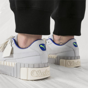 Thumbnail 3 of Cali SANKUANZ Women's Sneakers, Gray Violet-Whisper White, medium