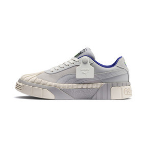 Thumbnail 1 of PUMA x SANKUANZ Cali Women's Trainers, Gray Violet-Whisper White, medium