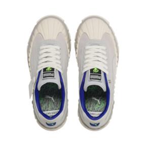 Thumbnail 9 of Cali SANKUANZ Women's Sneakers, Gray Violet-Whisper White, medium