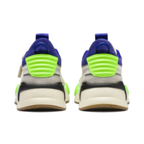 Thumbnail 4 of PUMA x SANKUANZ RS-X Trainers, Cloud Cream-Royal Blue, medium