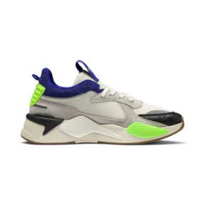 Thumbnail 6 of PUMA x SANKUANZ RS-X Trainers, Cloud Cream-Royal Blue, medium