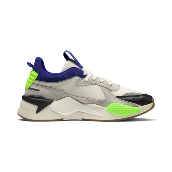 Zapatillas PUMA x SANKUANZ RS-X, Cloud Cream-Royal Blue, grande