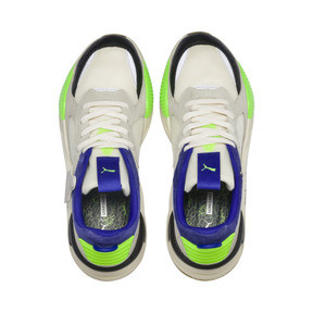 Thumbnail 7 of PUMA x SANKUANZ RS-X Trainers, Cloud Cream-Royal Blue, medium