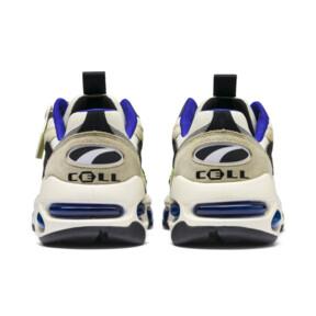 Thumbnail 4 of CELL Endura SANKUANZ Sneakers, Cloud Cream-GreenGecko-Black, medium