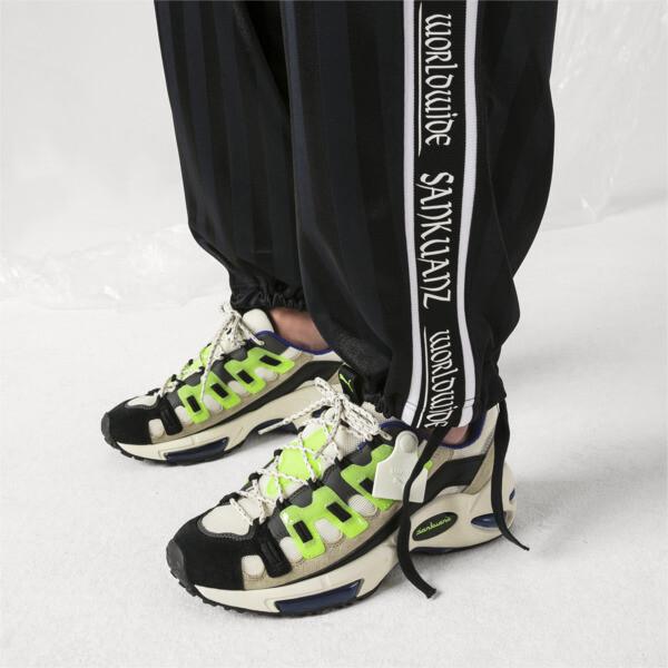 CELL Endura SANKUANZ Sneakers, Cloud Cream-GreenGecko-Black, large