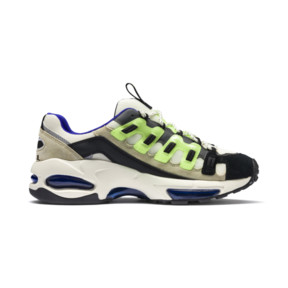Thumbnail 6 of PUMA x SANKUANZ Cell Endura Trainers, Cloud Cream-GreenGecko-Black, medium
