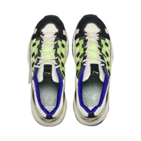 Thumbnail 7 of PUMA x SANKUANZ Cell Endura Trainers, Cloud Cream-GreenGecko-Black, medium