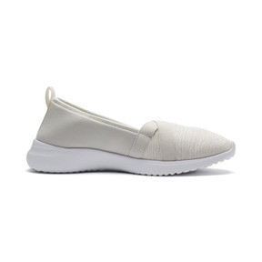 Thumbnail 5 of Adelina Women's Ballet Shoes, Vaporous Gray-Fair Aqua, medium