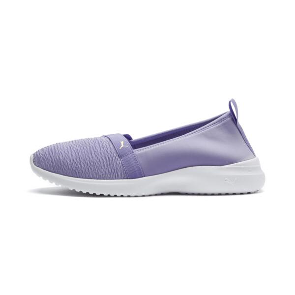 Adelina Women's Ballet Shoes, Sweet Lavender-Team Gold, large