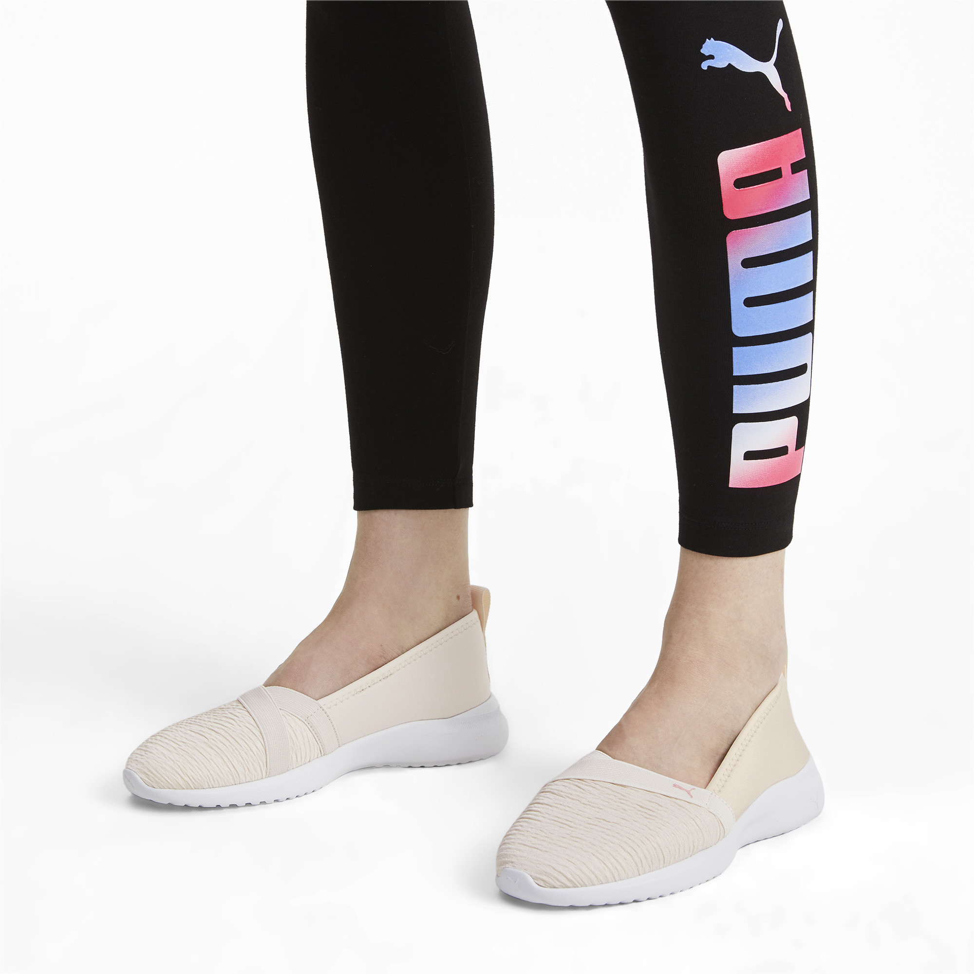 Details about PUMA Adelina Women's Ballet Shoes Women Shoe Basics