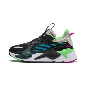 Thumbnail 1 of RS-X Toys JR, Puma Black-Blue Atoll, medium